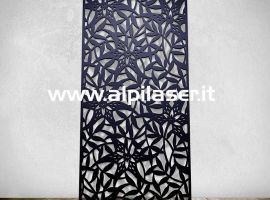 ALPILASER   02 Pattern Laser Cutting Lamiera