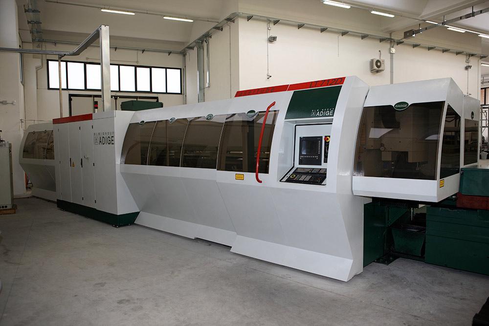 Taglio Laser Tubo Vicenza Alpilaser Taglio Laser