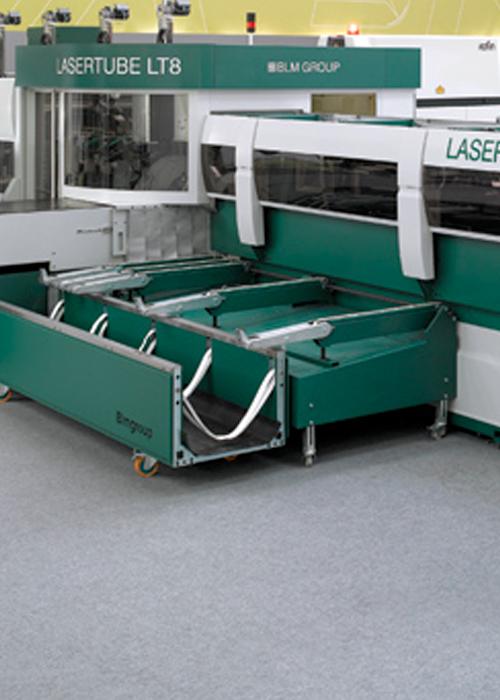 Laser tubo LT8 BLM